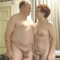 My nude grandma and grandpa