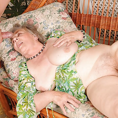 Sexy granny fucking photos