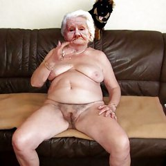 Really old grannies naked